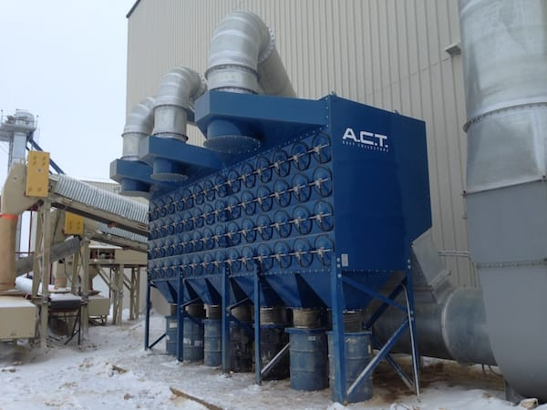 The Different Types of Industrial Dust Collection Systems Explained