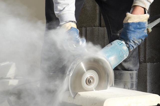Can Grinding Dust Be Completely Avoided?