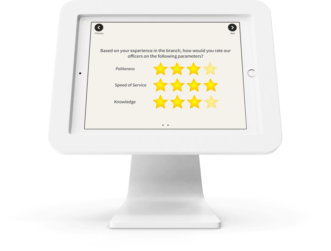 Top tips for touch-screen survey kiosks