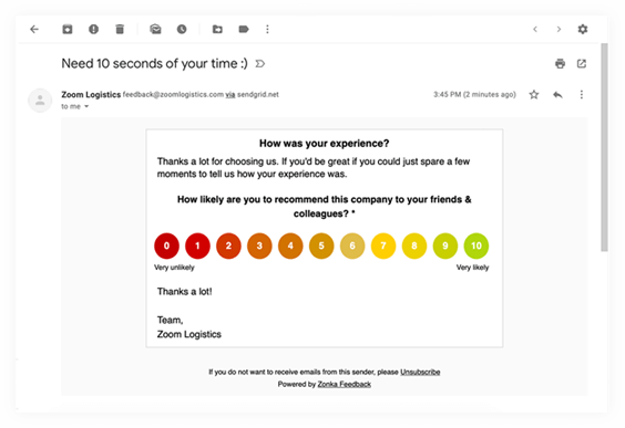 How to Embed Questions in Email Surveys?