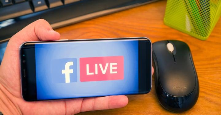 Coronavirus: una opportunità per iniziare a usare le dirette Facebook