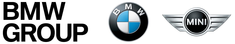 BMW Group Schriftzug - mittel