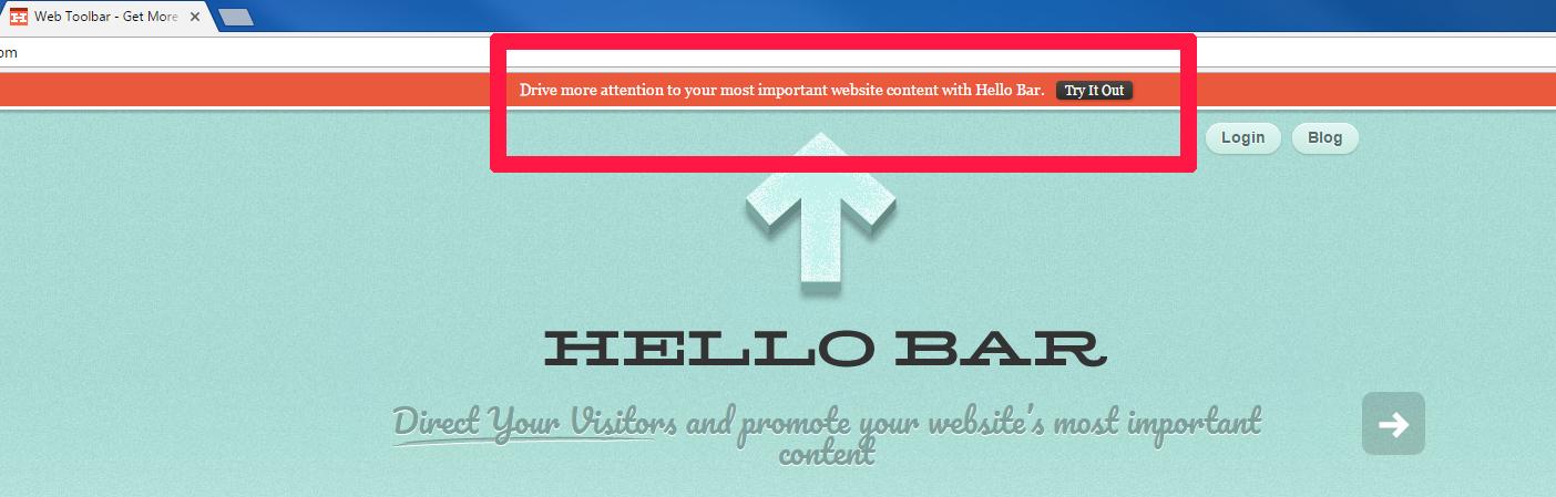 Header Pop-up Email Capture