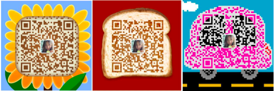 WeChat QR Codes