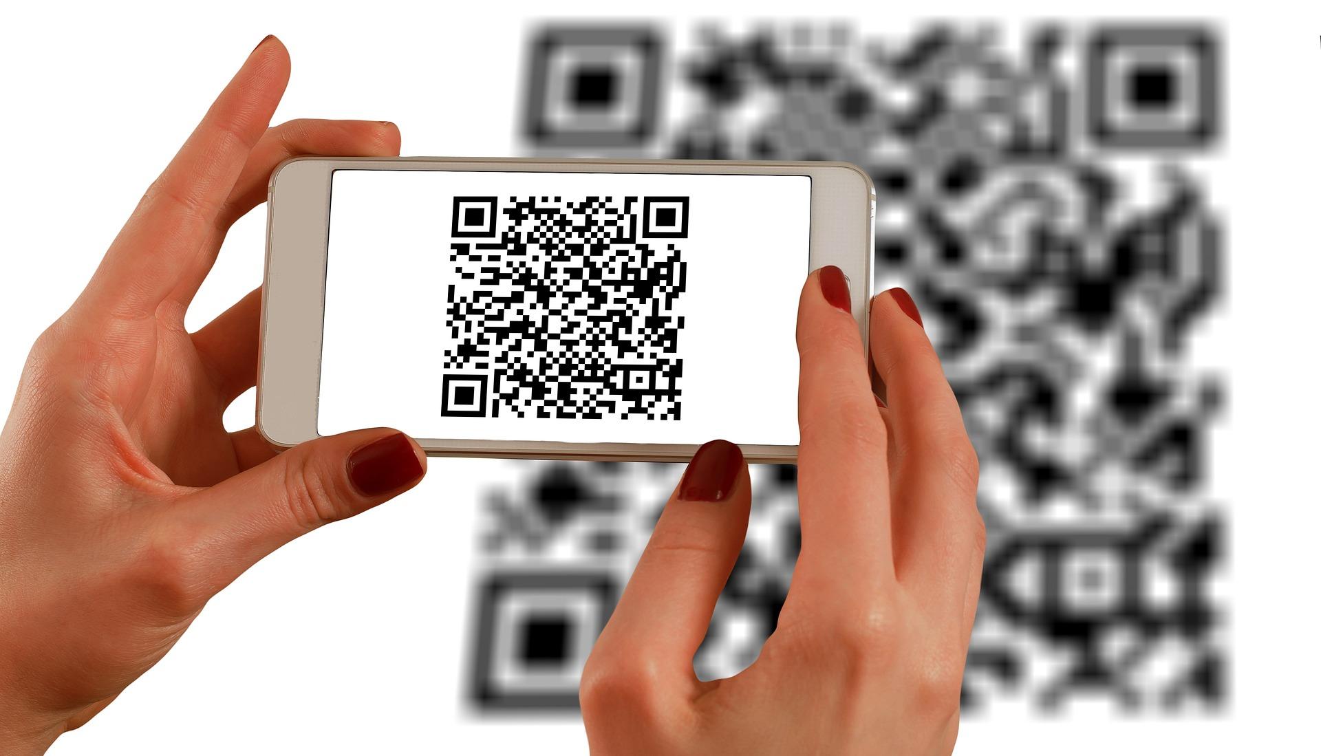 QR Codes in Social Media