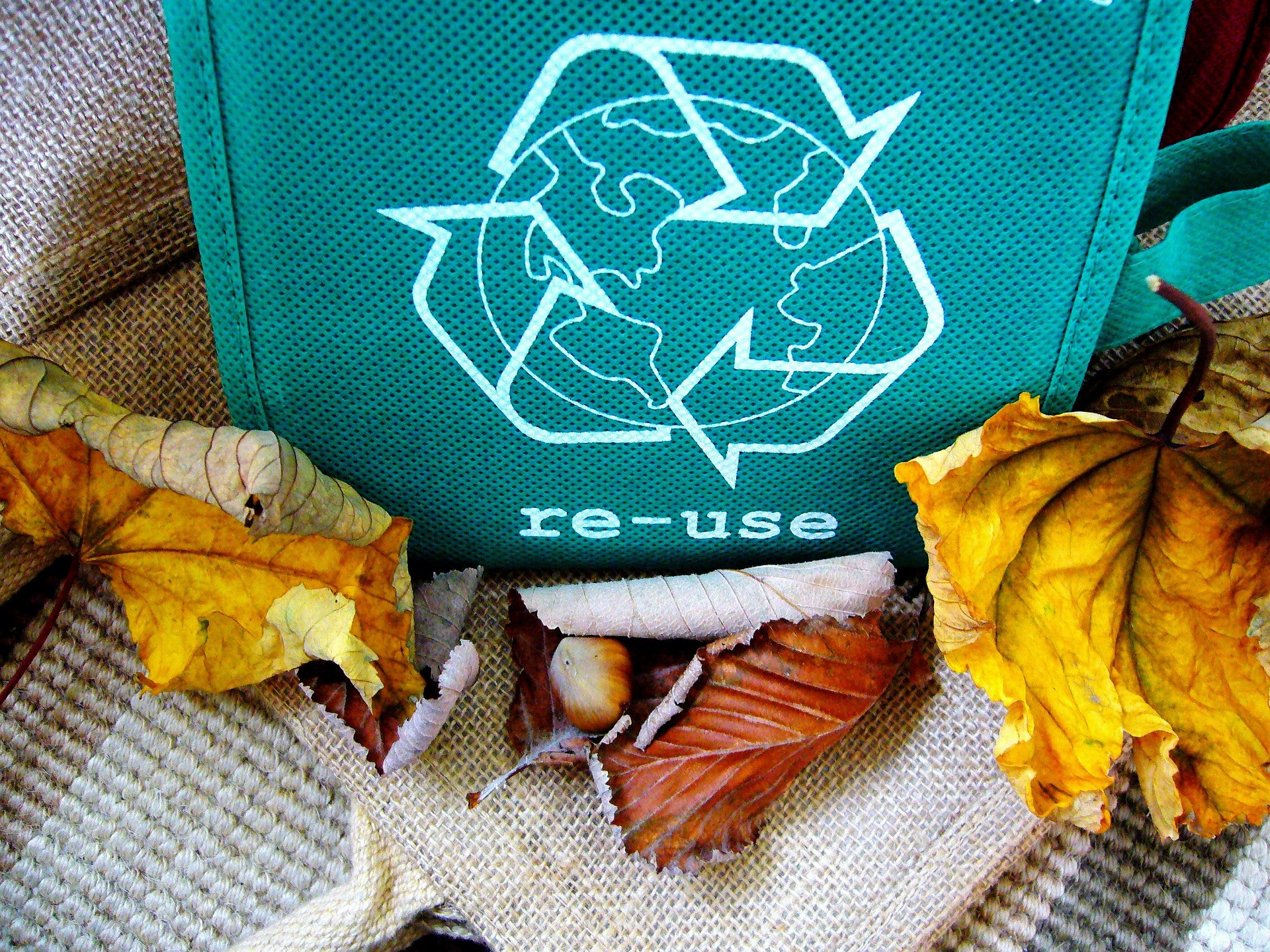 Recycling is a huge part of a successful marketing strategy!