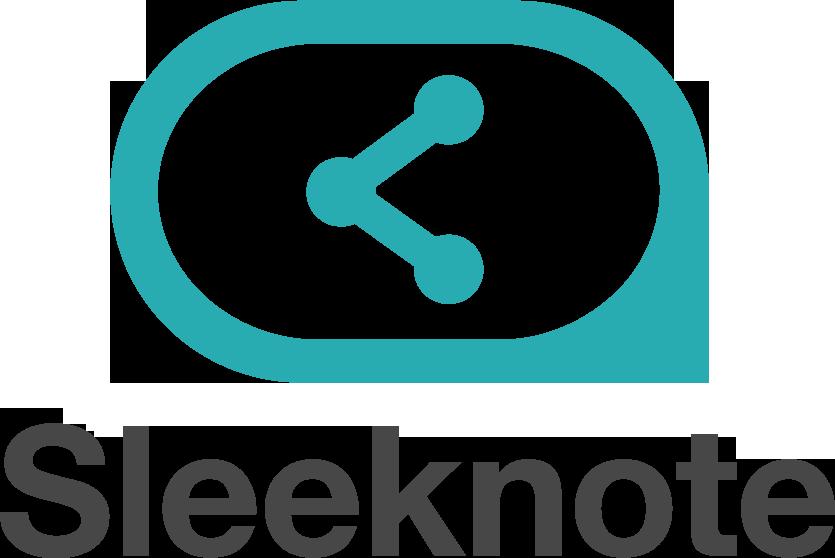 Email Capture Tool Sleeknote Logo, BizTraffic LLC, Dallas, TX