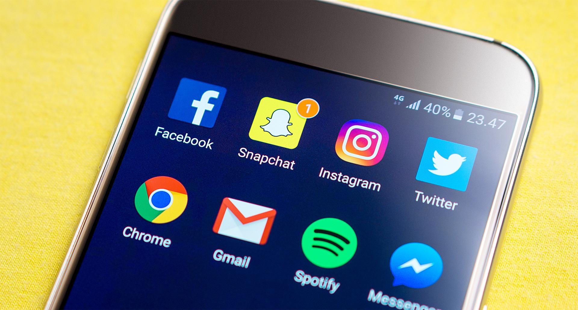 Disappearing Content for Social Media, BizTraffic LLC