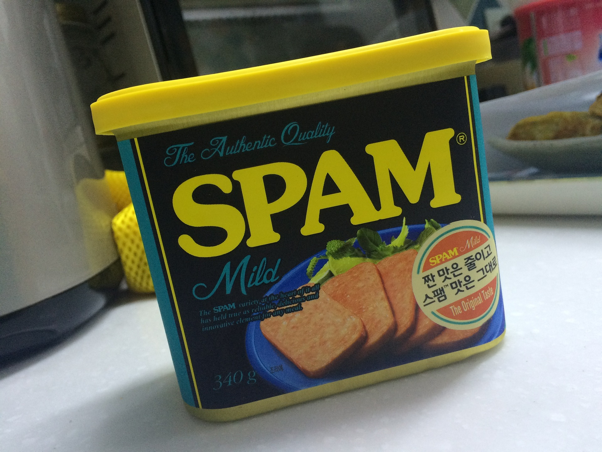 Spam sucks.