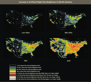 Light Pollution – An Energy, Environmental and Security Problem