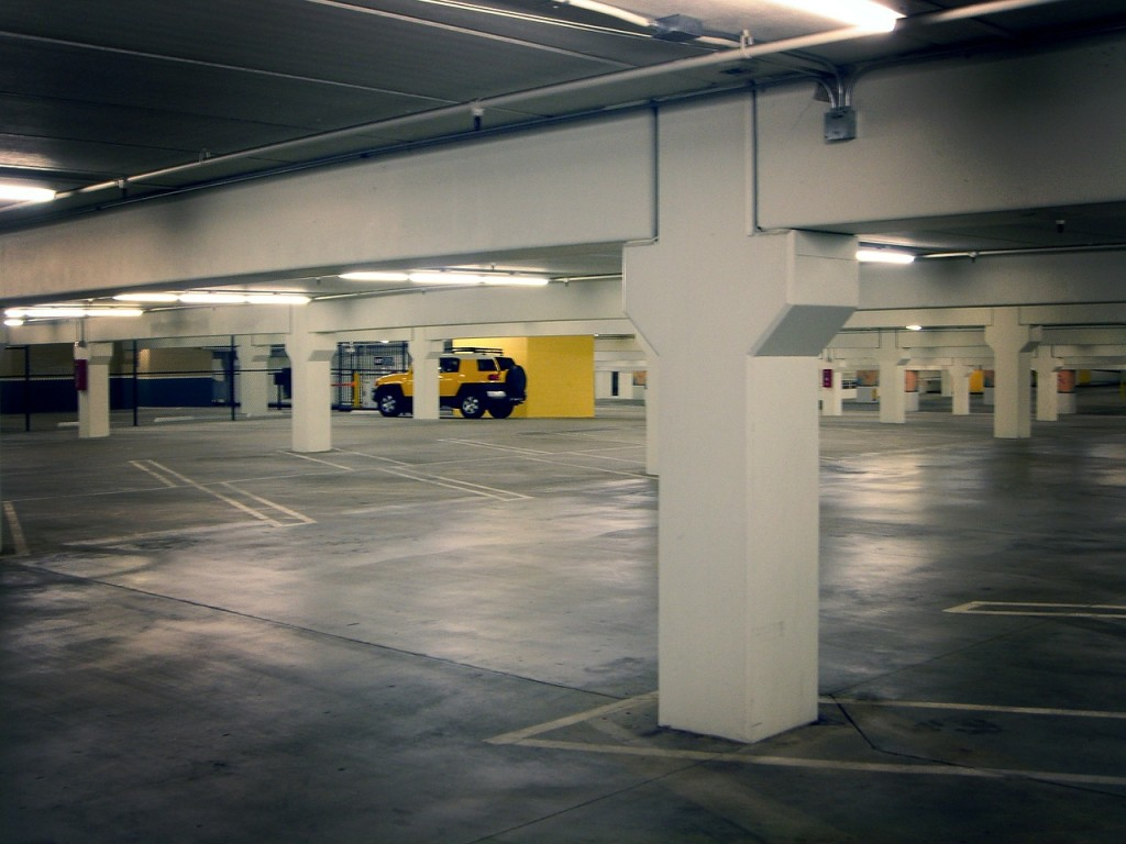 Carbon Monoxide And Parking Garage Ventilation Systems