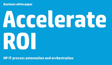 Accelerate Your ROI with Automation