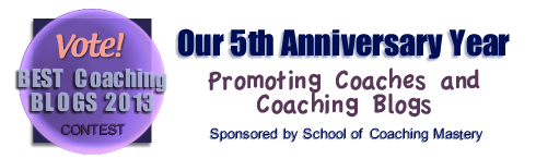 Vote for Best Coaching Blogs