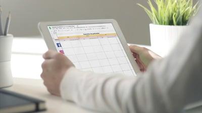 creer calendrier publications medias sociaux