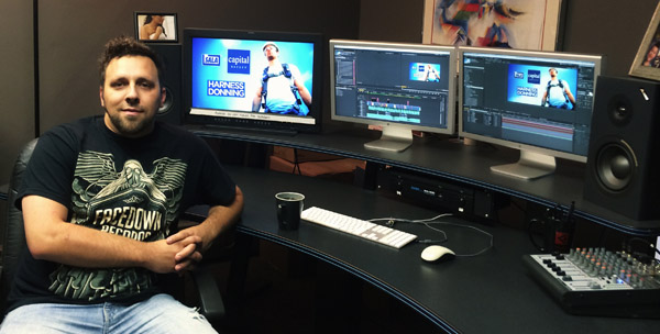 Out with the Old In with the New – Video Editor Job Description