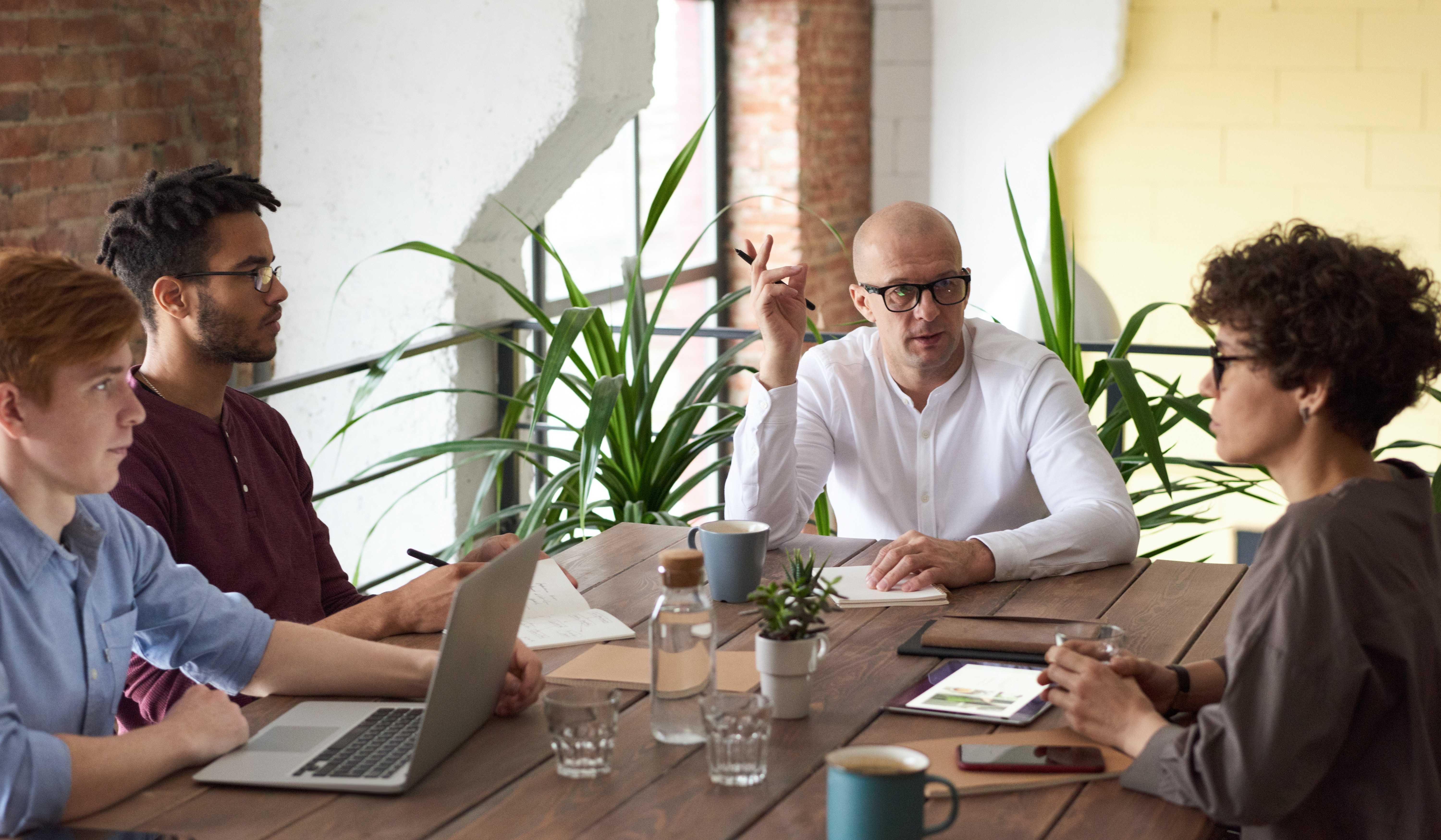 Gorup Mentoring - Mentoring Relationship
