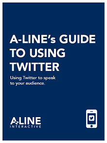 A-LINE'S Guide to Using Twitter