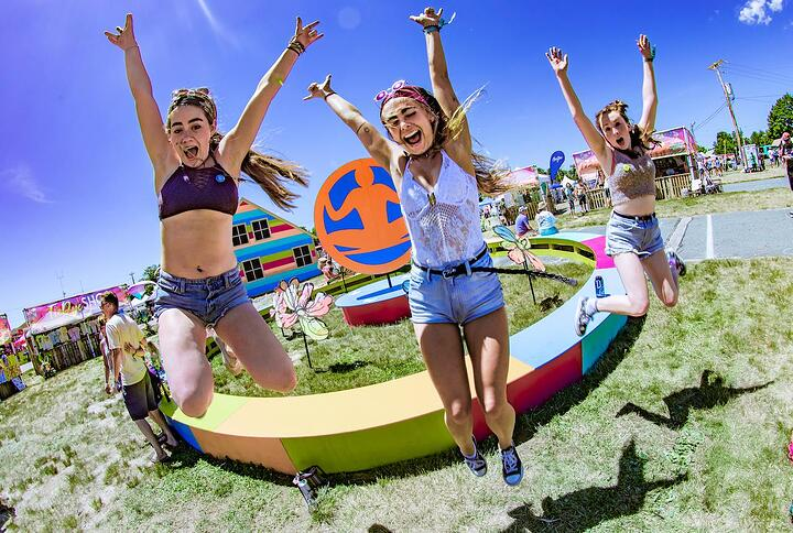 Elevate Your Summer Plans with Levitate Music Festival 2019 ☀️☁️