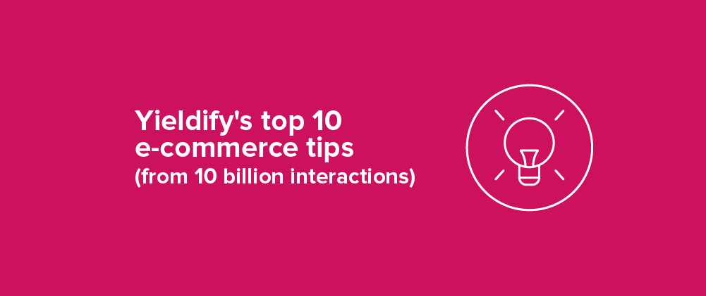 top e-commerce tips and strategies header image