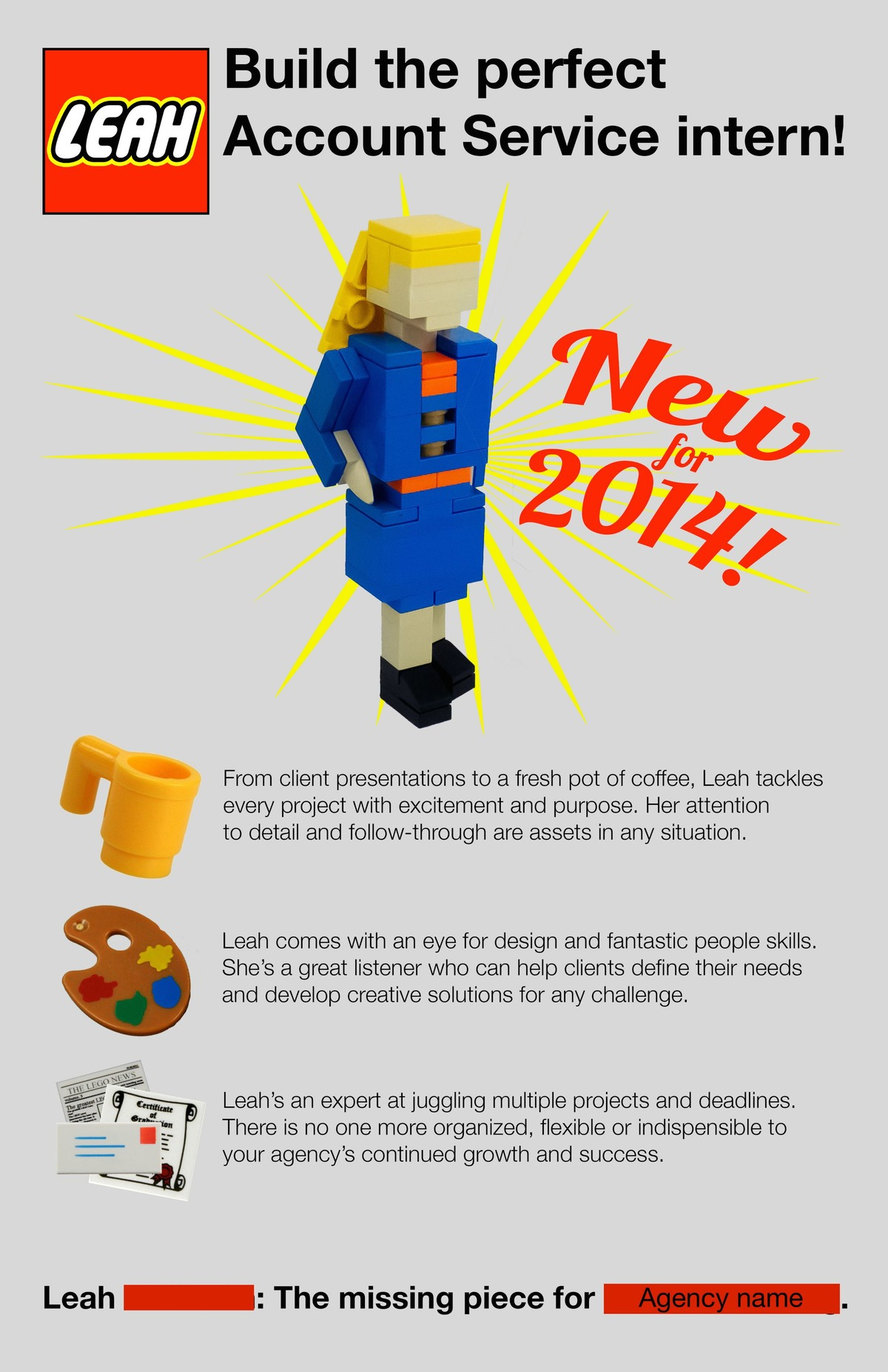 Lego-Resume