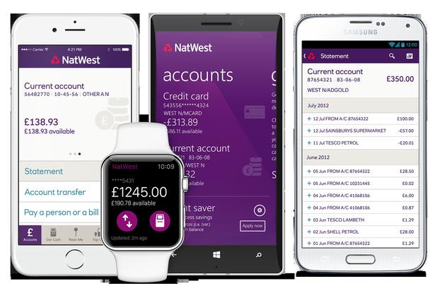 natwest banking app
