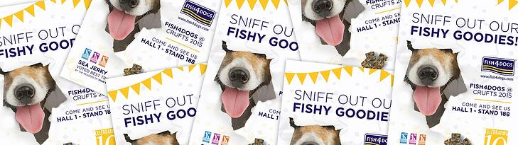 Fish4Dogs at Crufts 2015