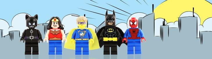 Lego Superhero Competition