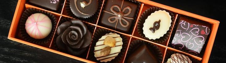 Funky Chocolate Packaging