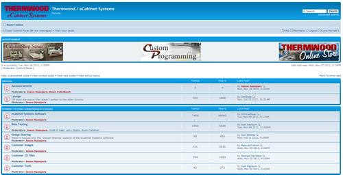 eCabinet系统论坛