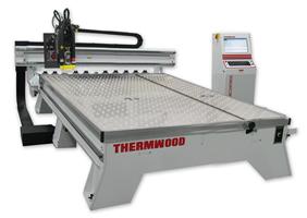 Thermwood MTR 21 7'x12'数控路由器