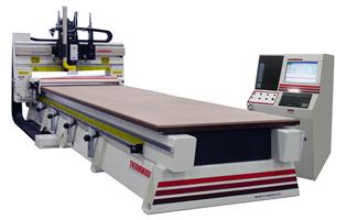 Thermwood FrameBuilder 53 5X10 CNC路由器