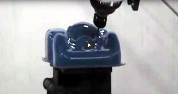 Thermwood Model 70 5 Axis Demonstrations