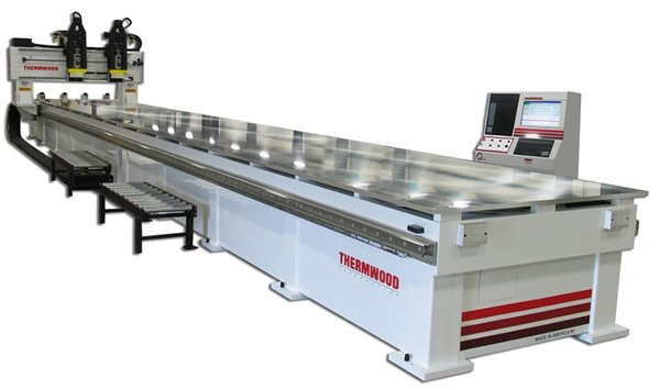 Thermwood Model 63 5'x45' CNC Router