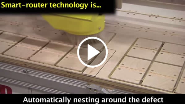 Thermwood Smart Router Technology Is...