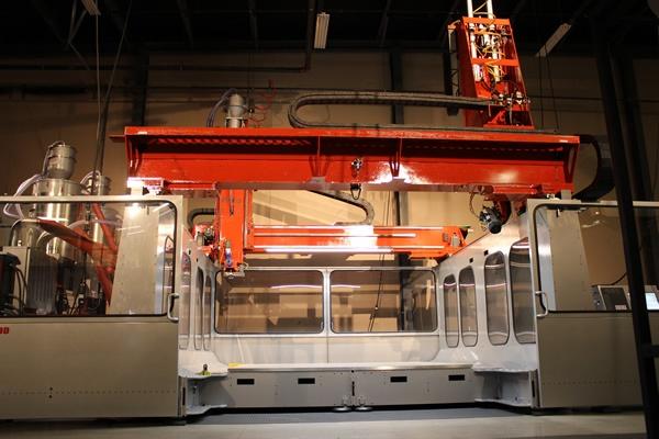 Thermwood LSAM 10'x10'增材制造机
