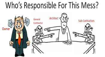 Finger Pointing Cartoon