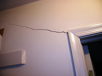 Drywall Crack