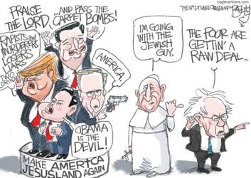 campaign mayhem