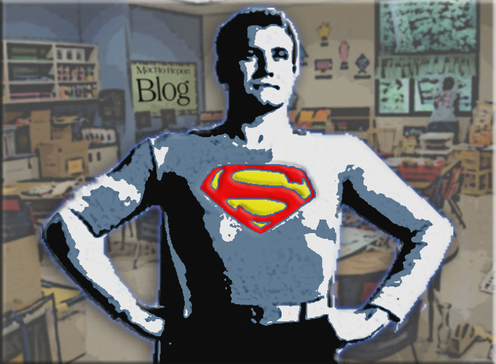 Image result for superman education