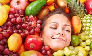 La mujer es como la fruta según su personalidad.
