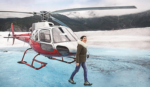 Alaska Helicopter Tour