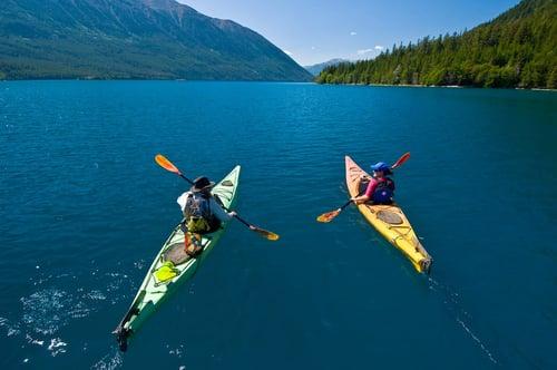 Chilko-Kayak