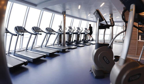 Royal Caribbean Fitness