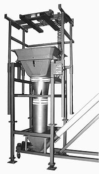 Bulk bag batching