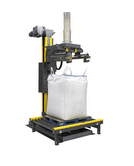 Control and Metering CTE bulk bag filler