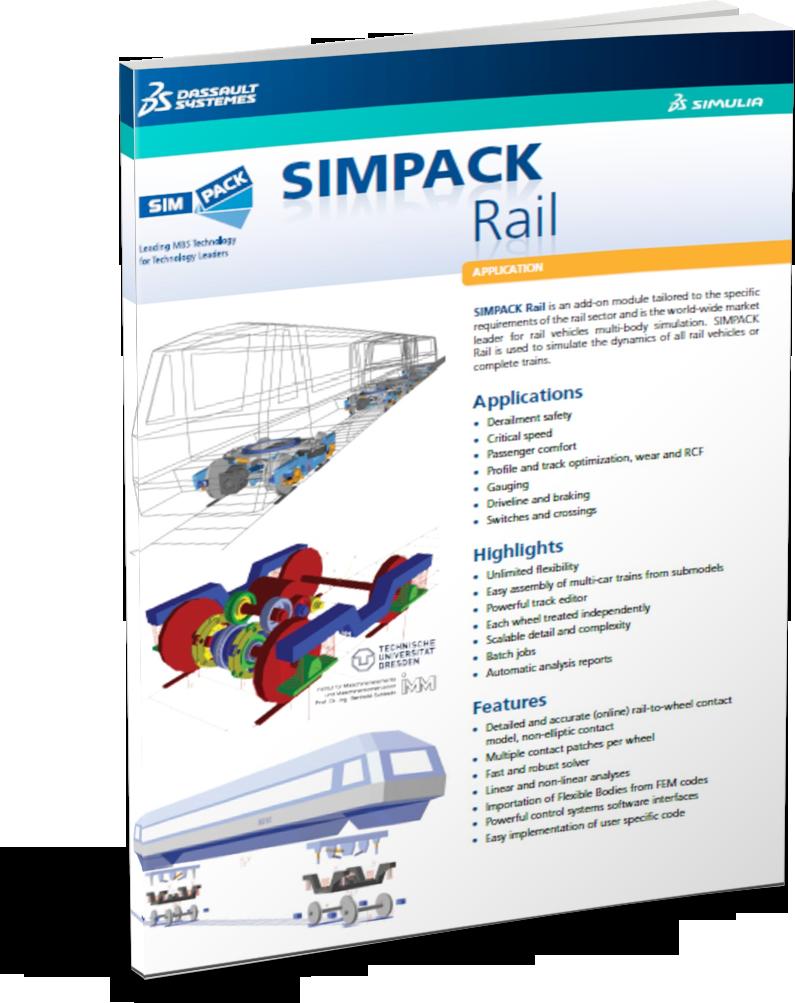 SIMPACK_Rail