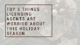 Top 5 things licensing agents are worried about this holiday season