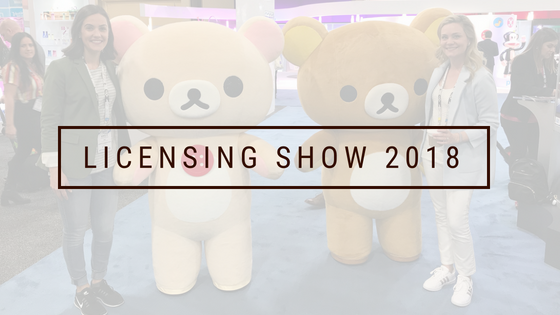 Licensing Show 2018