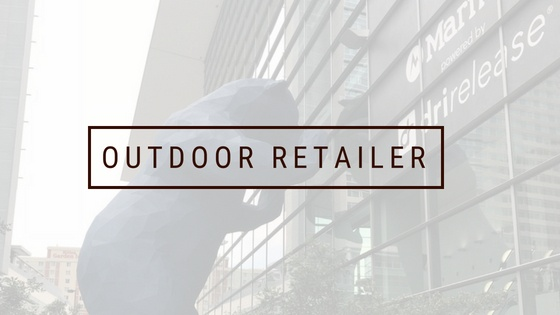 Outdoor Retailer Blog Image