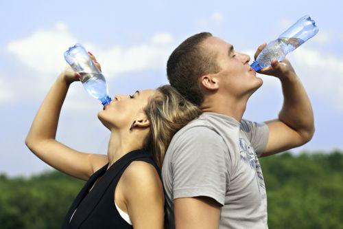 hydration sodium potassium exercise